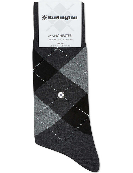 Manchester original cotton socks