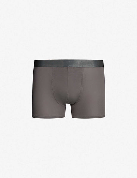 Logo slim-fit stretch-jersey boxer briefs