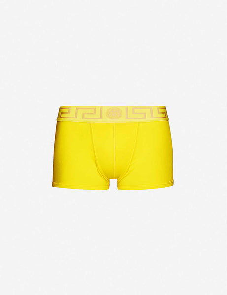 Iconic stretch-cotton trunks