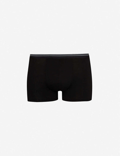 Pure Comfort classic-fit stretch-cotton trunks