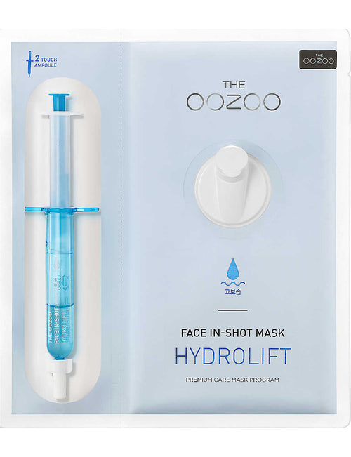 Face In-Shot Mask Hydrolift