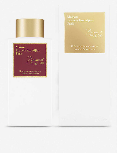 Baccarat Rouge 540 body cream 250ml