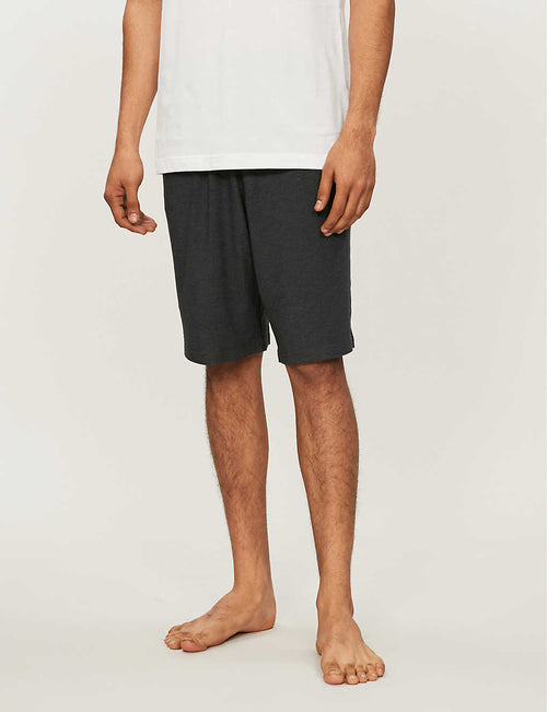 Marlowe stretch-jersey shorts