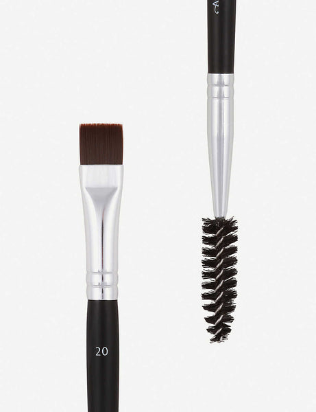 Duo Brush #20 eyebrow brush