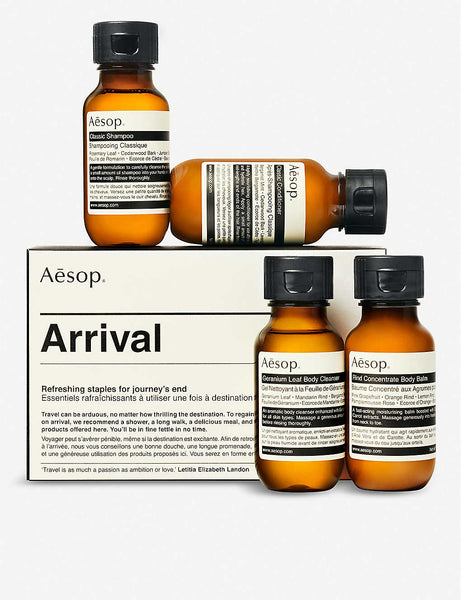 Arrival travel set