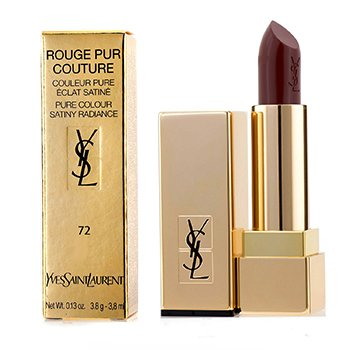 Yves Saint Laurent YSL Rouge Pur Couture Nr.72 Rouge Vinyle 3,8 g