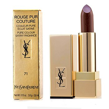 Yves Saint Laurent YSL Rouge Pur Couture Nr.71 Black Red 3,8 g