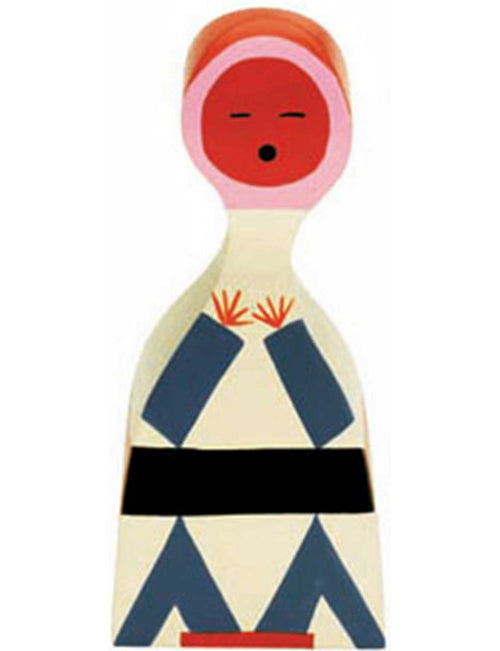 Wooden doll no18