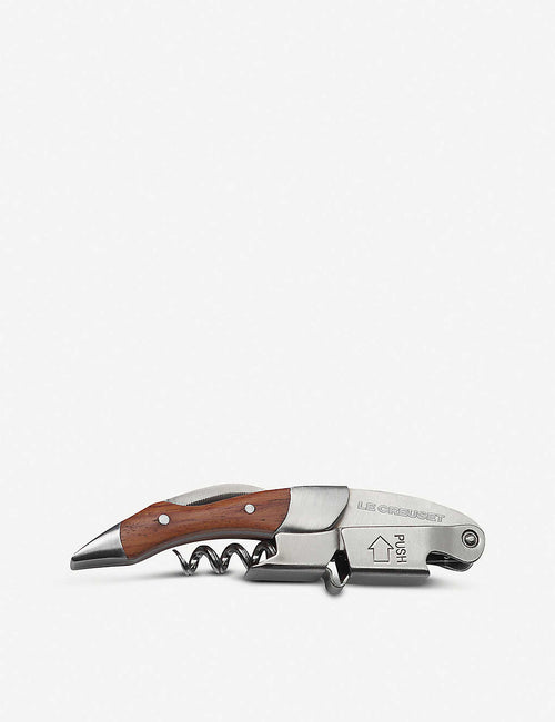 WT 110w two-step waiter's corkscrew wood