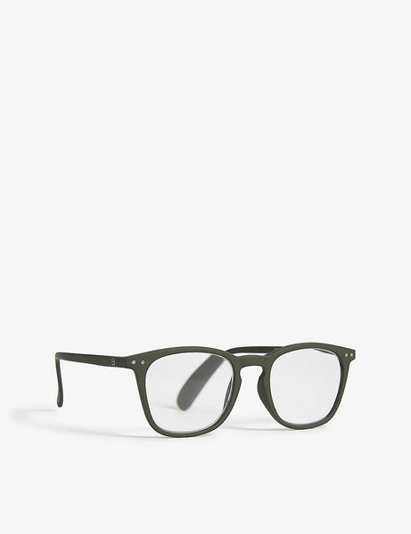 LetMeSee #E wayfarer reading glasses +3.00
