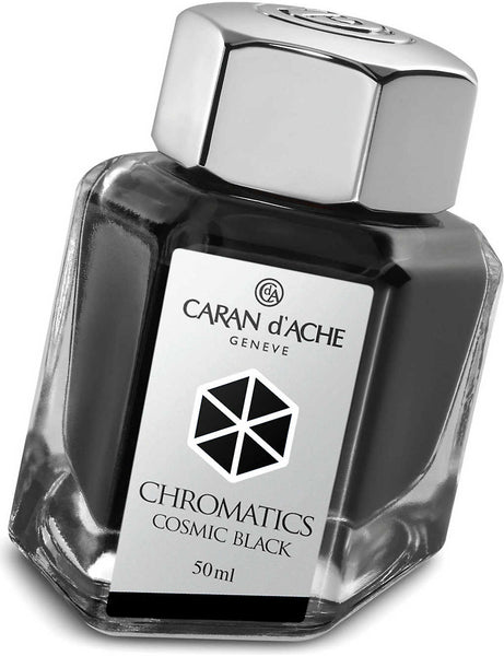 Chromatics cosmic black ink bottle 50ml