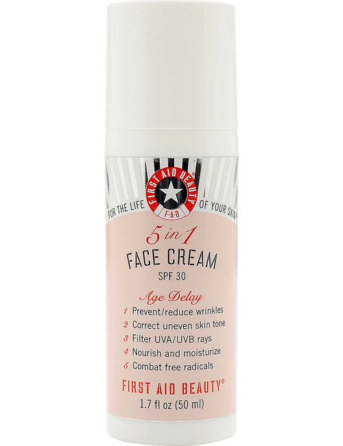 5-in-1 face cream SPF 30 50ml