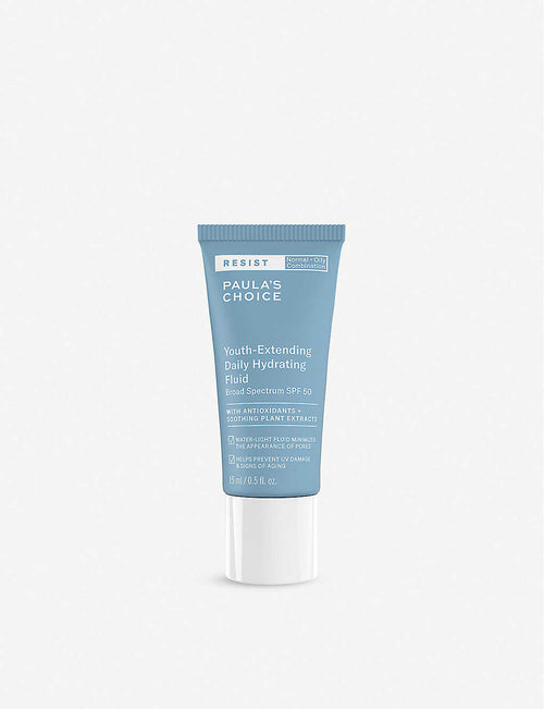 Resist Youth-Extending Daily Hydrating Fluid SPF 50 15ml