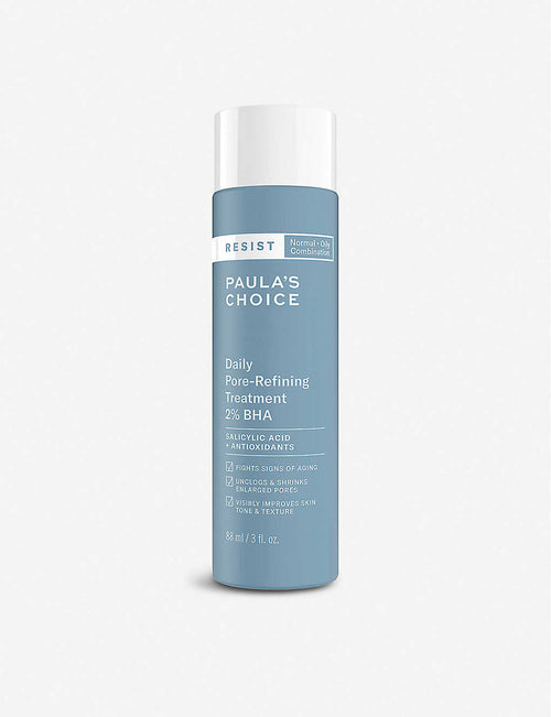 Resist Daily Pore-Refining Treatment 2% BHA exfoliant 88ml