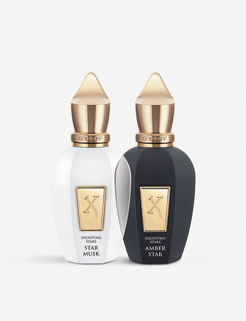 Amber Star and Star Musk eau de parfum set