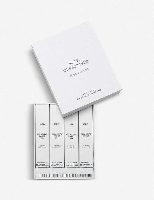 Four Facets fragrance collection