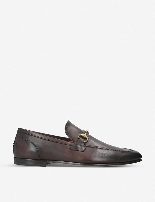 Jordaan leather loafers