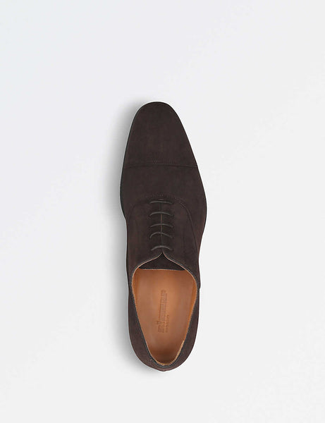 Udine suede Oxford shoes
