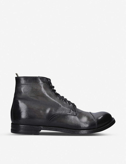 Anatomia 16 leather ankle boots