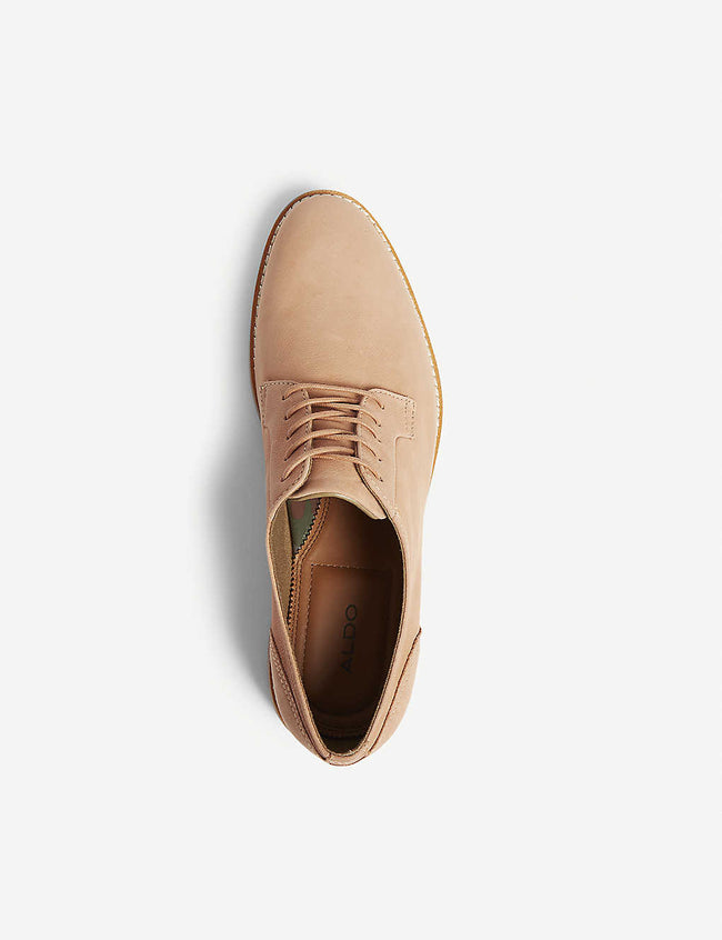 Zeviel leather Derby shoes