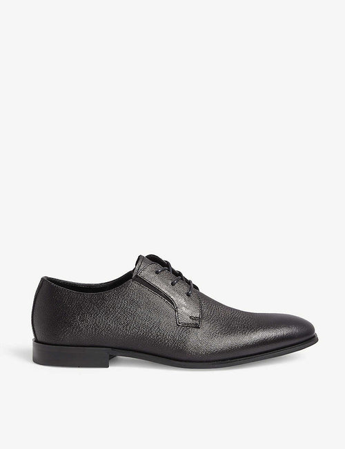 Maqitreni leather Derby shoes