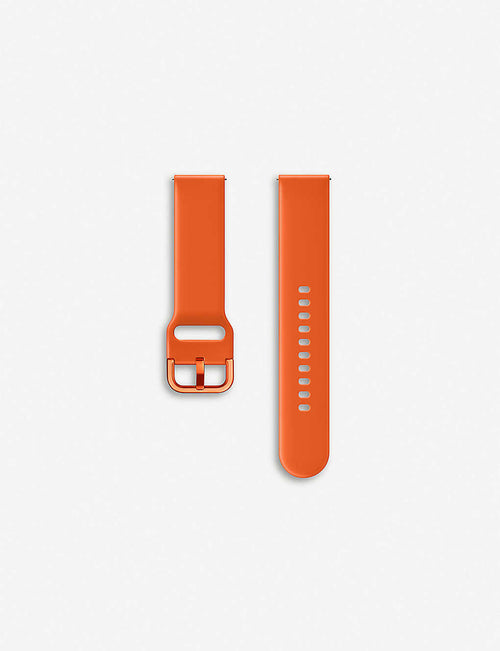 Galaxy Watch Active Silicone Strap