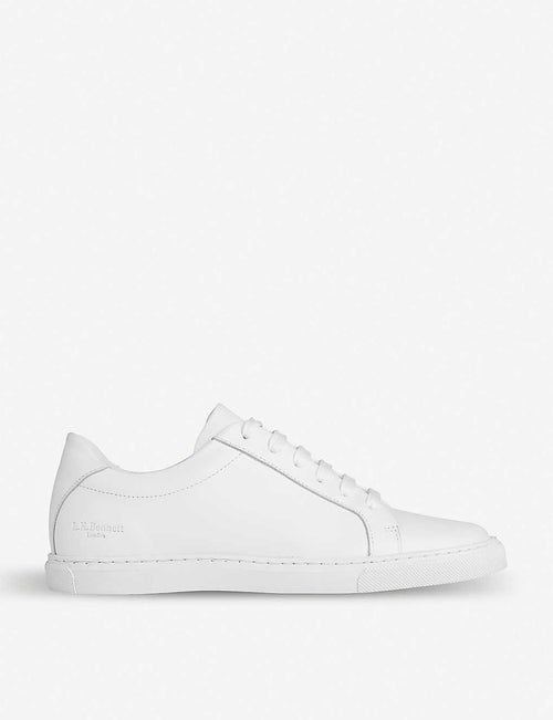 Jack leather trainers