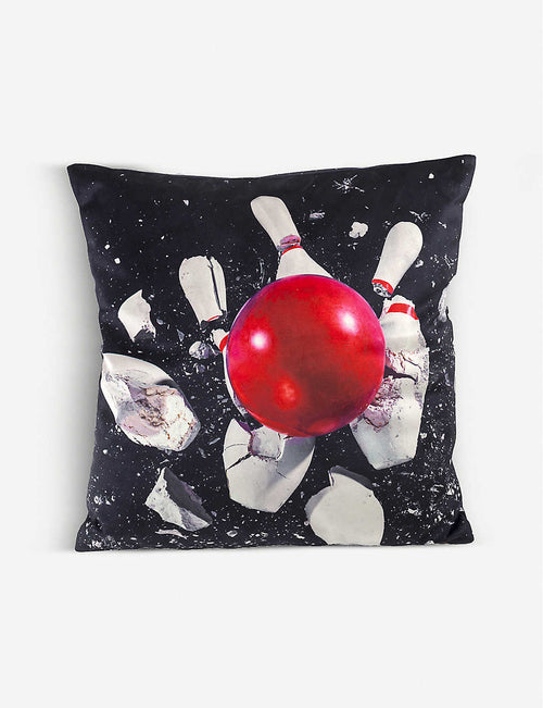 Bowling cushion cover 50cm x 50cm