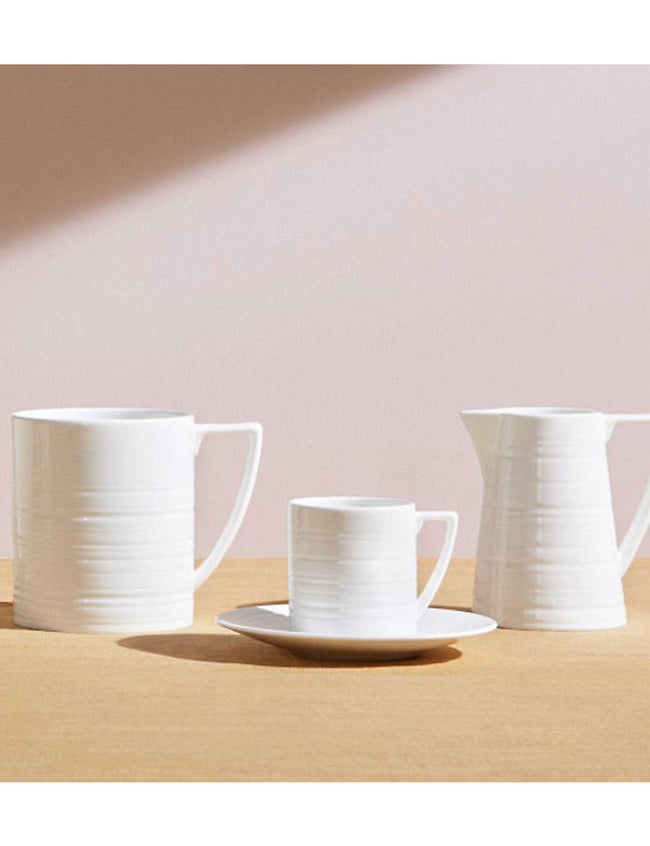 Strata bone china espresso cup