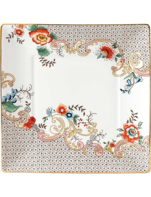 Wonderlust Rococo Flowers china gift tray