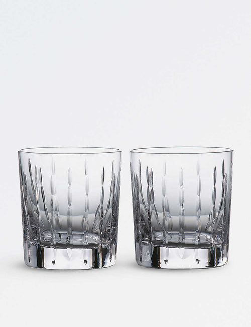 Set of two Neptune tumblers
