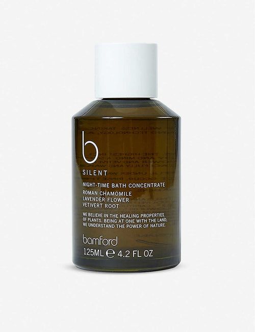 Bamford B Silent Night Time Bath Concentrate 125ml