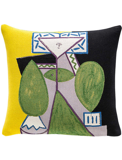 Jules Pansu Picasso cushion cover 45x45cm