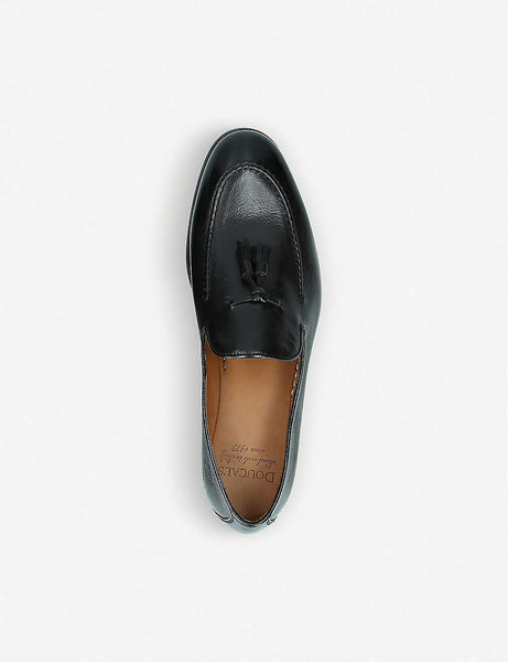 Max flexi leather loafers