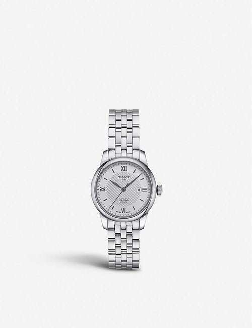 T006.207.11.038.00 Le Locle stainless steel watch