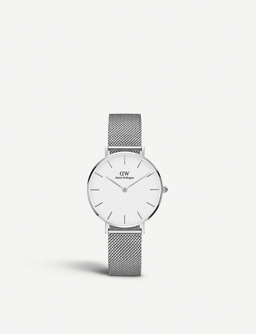 Classic Petite Sterling stainless steel watch