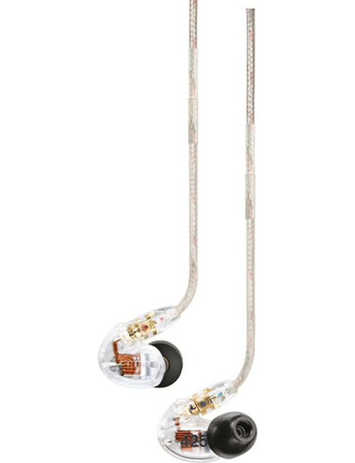 SE425 sound isolating in-ear headphones