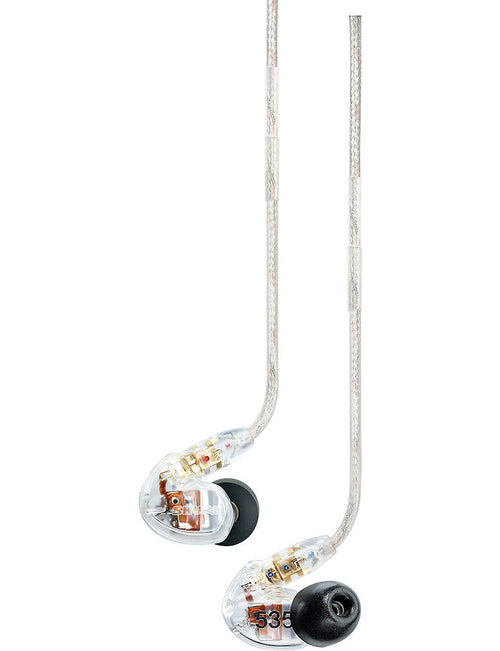 SE535 sound isolating in-ear headphones