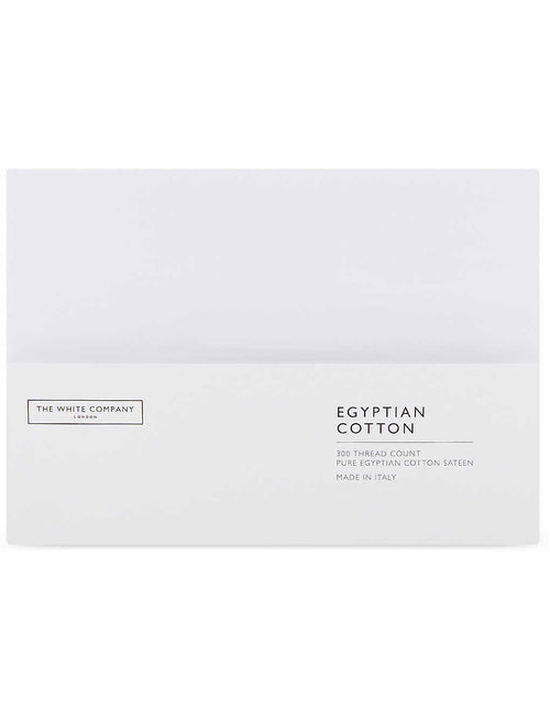 Egyptian cotton superking pillowcase 50cm x 90cm