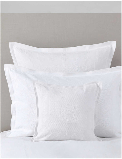 Etienne small square cushion cover