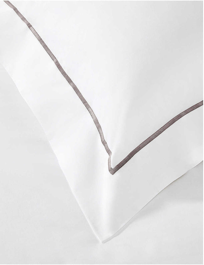 Savoy cotton pillowcase super king 90cm x 50cm