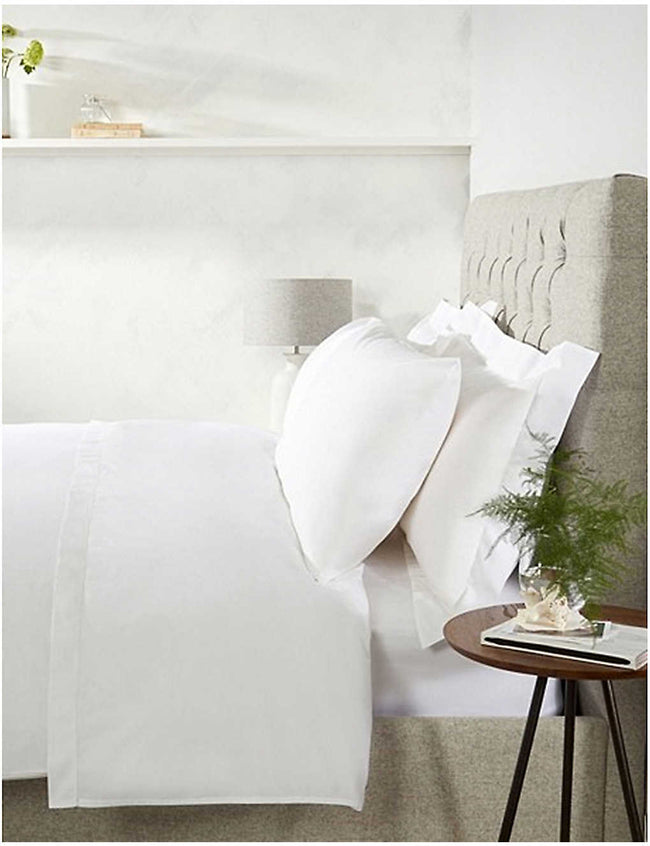 Row Cord egyptian-cotton standard pillowcase 75x50cm