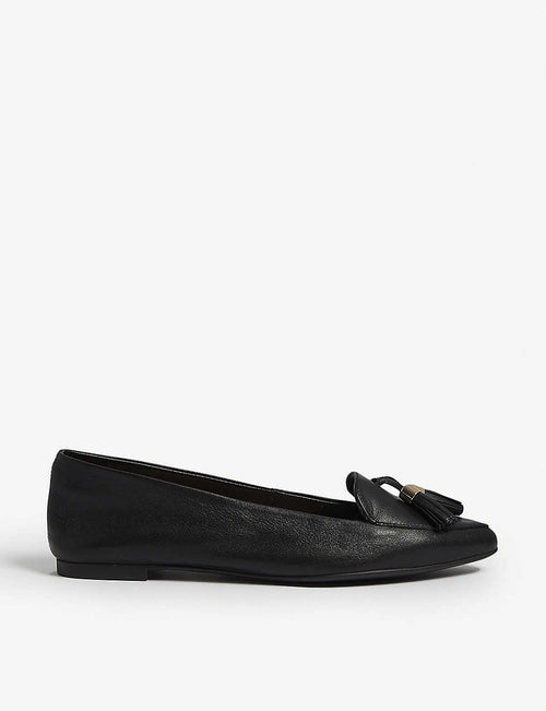 Magona leather loafers