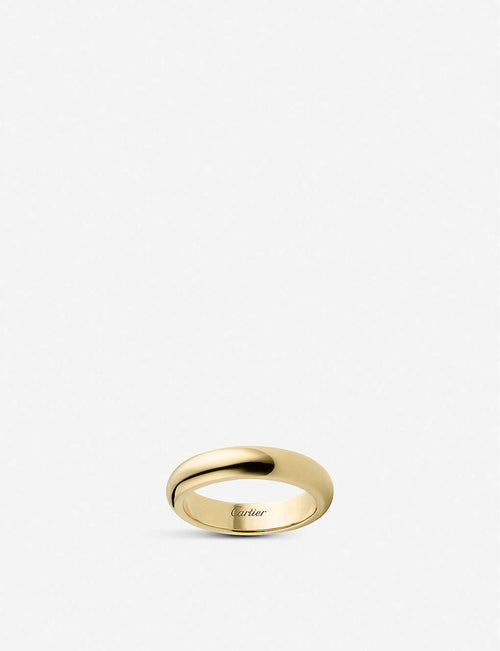 1895 18ct yellow-gold wedding ring