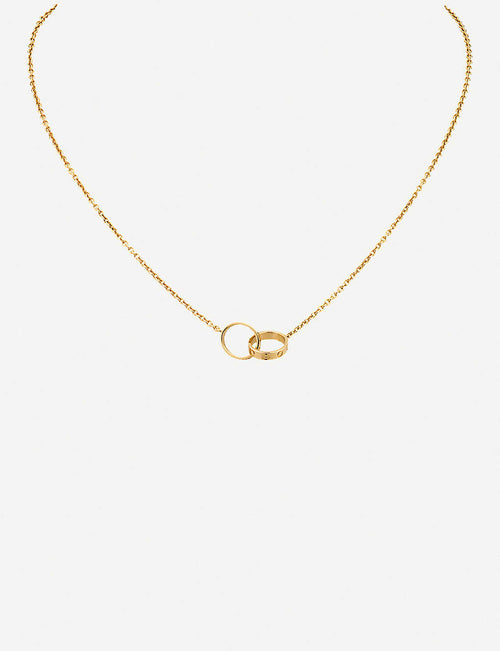 Love 18ct yellow-gold necklace