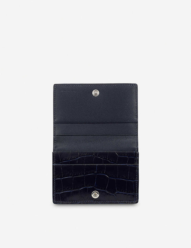 Mara leather card case
