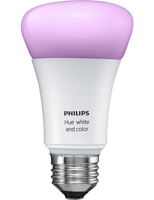 Hue colour e27 ambiance led smart bulb
