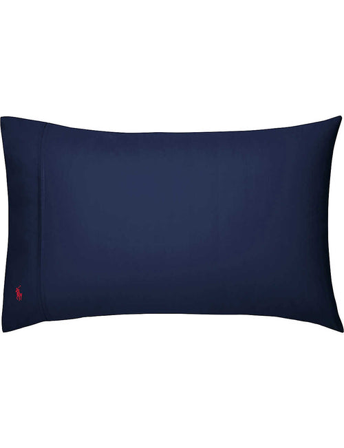 Player king-size cotton pillowcase 50cm x 90cm