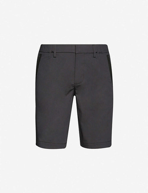 Relaxed-fit cotton-jersey shorts