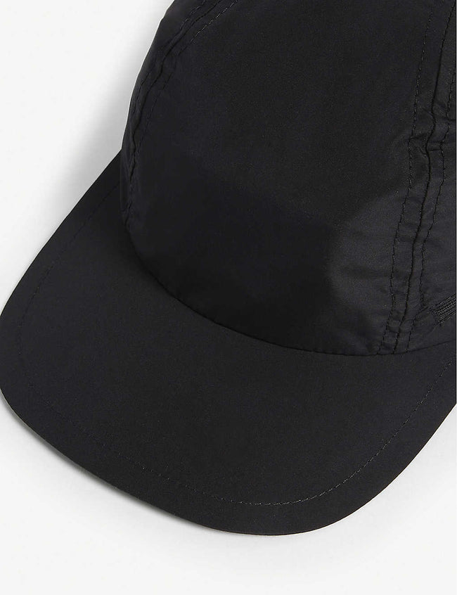 Curved hat